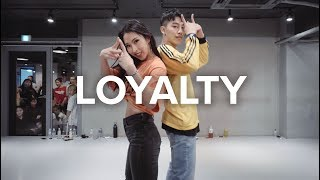 Loyalty - GroovyRoom ft. Ailee, Dok2 / Mina Myoung Choreography thumbnail