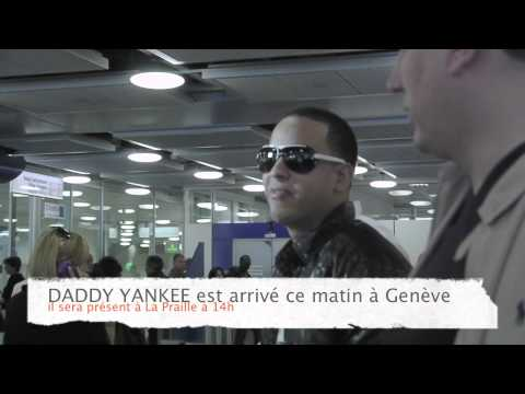 DADDY YANKEE EN CONCERT, CE SOIR 2 OCTOBRE A L'ARENA DE GENEVE