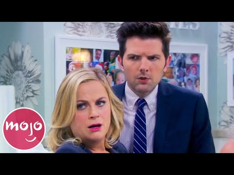 Top 10 Ben and  Leslie Moments on Parks and Recreation