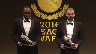 12月20日に横浜アリーナで年間表彰式「2016Jリーグアウォーズ」が...