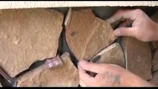 видео Облицовка фасада натуральным камнем