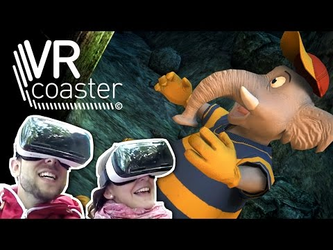VR Coaster Ride for Samsung Gear VR
