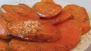 Bettys Roasted Sweet Potato Planks