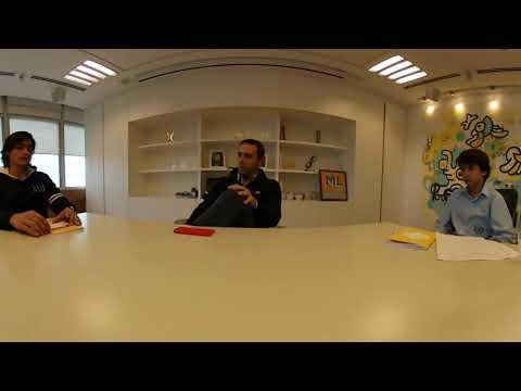 360° - Former Pupil Awardee - Marcos Galperín