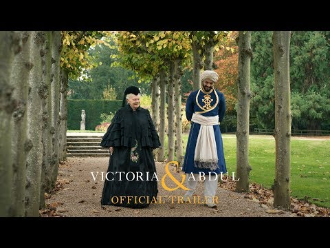 VICTORIA & ABDUL - Official Trailer [HD] - In Theaters September 22
