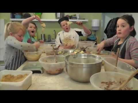 Flavours School of Cookery - Kids Courses