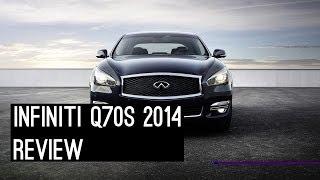 Infiniti Q70 S 2014 Review