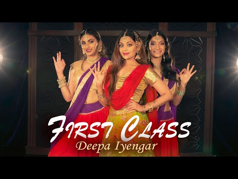 First Class - Kalank | Varun Dhawan Alia Bhatt Madhuri | Deepa Iyengar Bollywood Dance Choreography