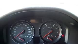 Холодный запуск Volvo V50 Екатеринбург