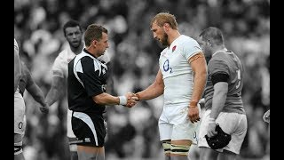 Respect Moments in Rugby !