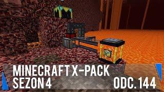 Produkcja obsydianu (Minecraft X-Pack IV #144)