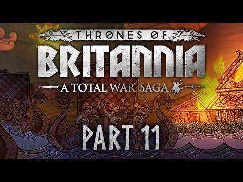 Total War Saga: Thrones of Britannia  Part 11  Call No Man Happy