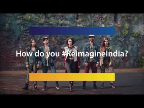 Visa #ReimagineIndia