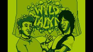 Game Boy Longplay [192] Bill & Ted's Excellent Game Boy Adventure