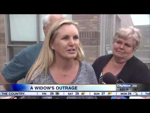 Widow of Sgt. Ryan Russell outraged to learn his killer has been released from mental health