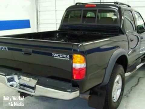 2004 Toyota Tacoma 4z385063 In Webster Houston Tx 77598 Youtube