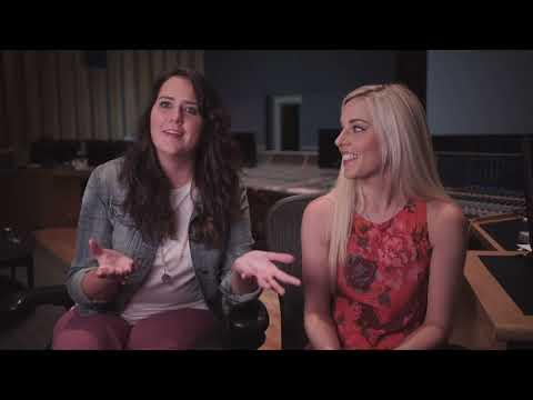 Olaf's Frozen Adventure: Songwriters Kate Anderson & Elyssa Samsel Interview