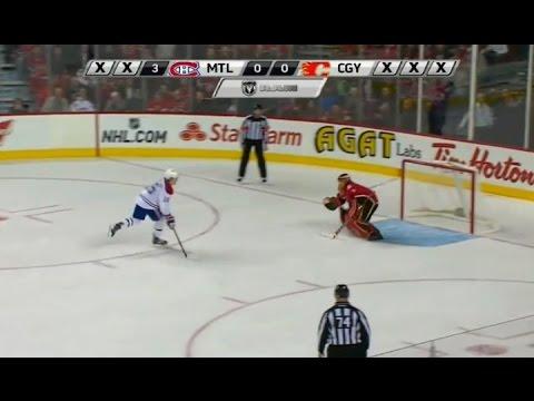 Montreal Canadiens vs Calgary Flames Shootout (10/28/14)
