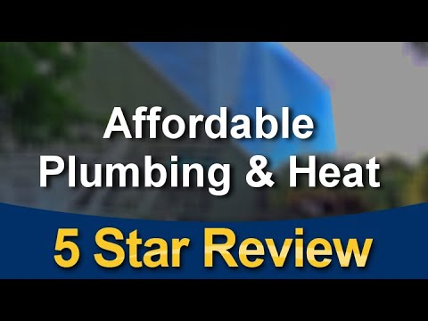 Affordable Plumbing Heat Colorado Springs Great 5 Star Review By Tim Brooks