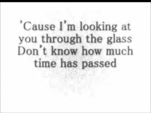 Stone Sour - Through Glass lyrics HD