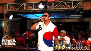 MC Fire :: Medley ao vivo na Roda de Funk :: HD