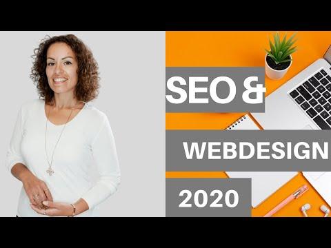 SEO 2020 und Webdesign: Wie Du beides optimal miteinander verbindest!