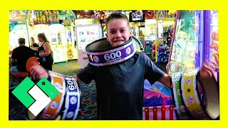 Kids Win 50,000 Tickets from Epic Arcades!  (Day 1930)