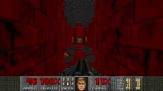 Doom II: No Rest for the Living - (Map08) Tomb of Malevolence
