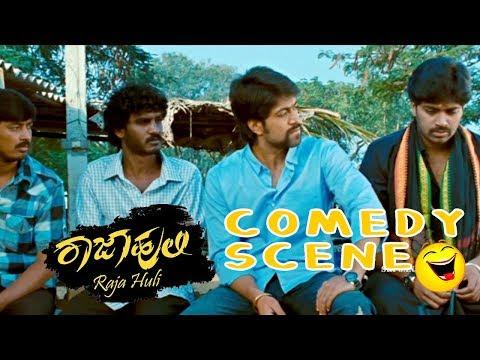 Kannada Comedy Scenes | Chikkanna Comedy...