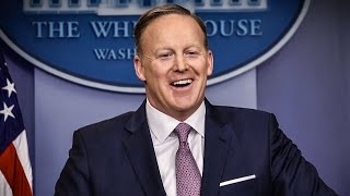 Sean Spicer Is Fighting For Privacy Rights…For Lobbyists Visiting The White House