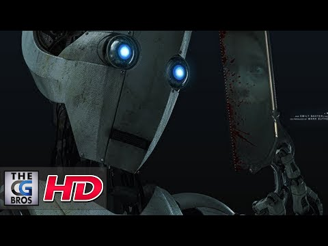 "CGI & VFX Futuristic Sci-Fi Short ""ABE"" from - Rob McLellan"