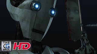 CGI & VFX Futuristic Sci-Fi Short