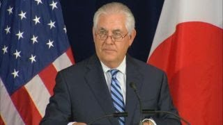 Tillerson: Terrorists should know the US, allies will find you and bring you to justice thumbnail