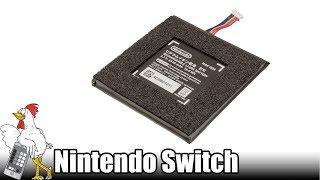 Guía del Nintendo Switch: Cambiar batería