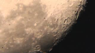 달(Moon) 촬영 천체망원경 Nexstar 90gt + Sony Nex5