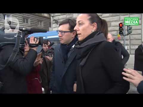 VIDEO - NARDELLA CONTESTATO AL PRESIDIO DELLA COMUNITA' SENEGALESE