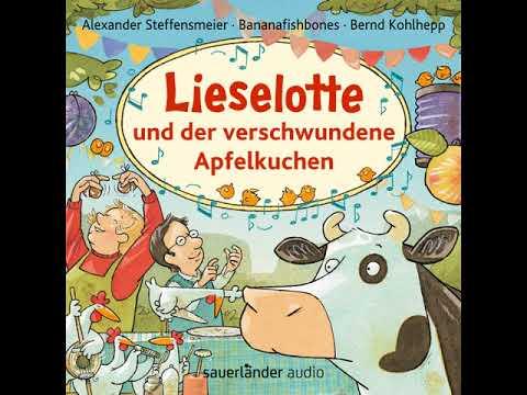 Lieselotte und der verschwundene Apfelkuchen YouTube Hörbuch Trailer auf Deutsch