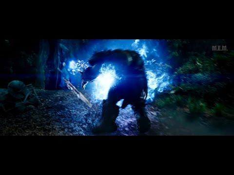 Warcraft (2016) - Elwyn forest ambush [1080p]