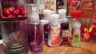Bath & Body Works Empties - Shrink My Stash #5