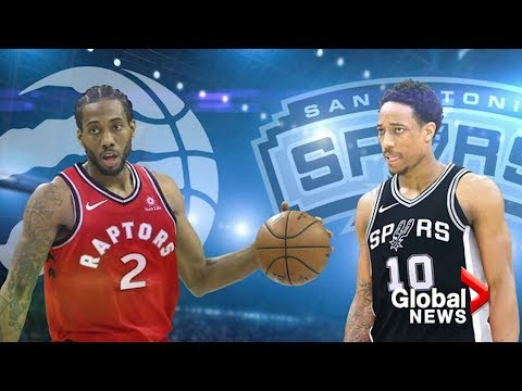 Toronto Raptors GM explains blockbuster Kawhi Leonard trade
