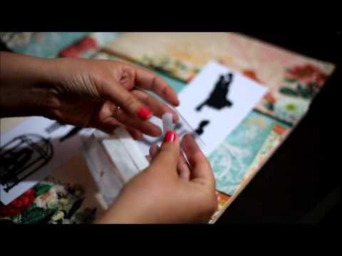 ASMR DIY Wedding Craft | Soft Spoken