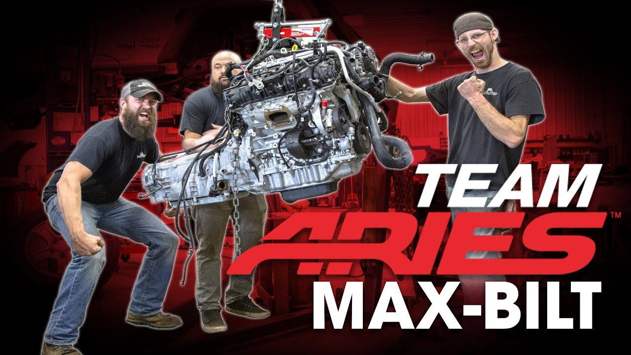 Max-Bilt Team ARIES Video