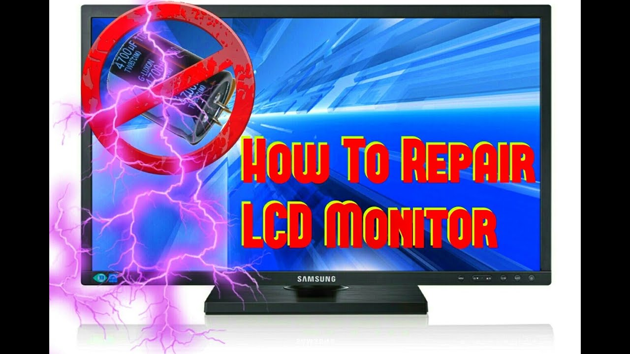 Lcd Monitor Repair Guide Common Faults In Power Supply