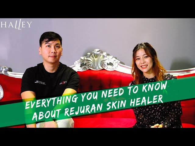 Everything you need to know about Rejuran Skin Healer