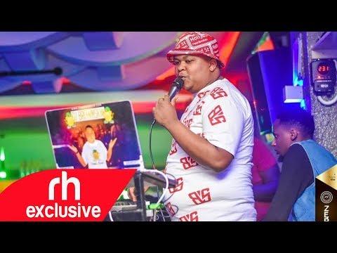 DJ BROWNSKIN X MC FULU FULU ,CLUB BANGERS  WHISKEY RIVER LIVE MIX / RH EXCLUSIVE