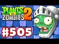 Plants vs. Zombies 2 - Gameplay Walkthrough Part 505 - Dark Ages Pinatas! (iOS)