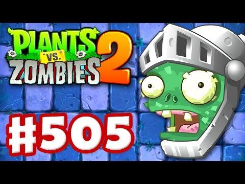 Plants vs. Zombies 2 - Gameplay Walkthrough Part 505 - Dark Ages Pinatas! (iOS)
