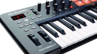 M-Audio Oxygen 25 MKII MIDI and USB Controller