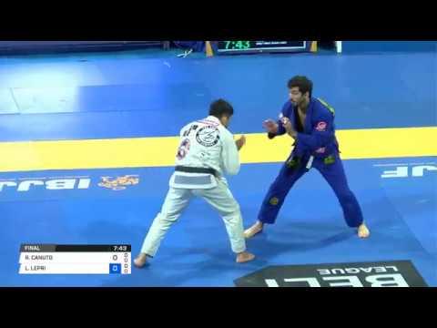 Lucas Lepri VS Renato Canuto 2018 IBJJF World Championship
