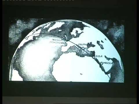 Earth Grids and Giants: Hugh Newman at The Glastonbury Sympo